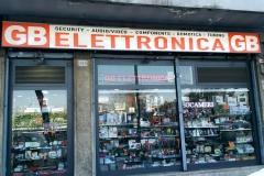 GB Elettronica Prenestina Negozio Roma